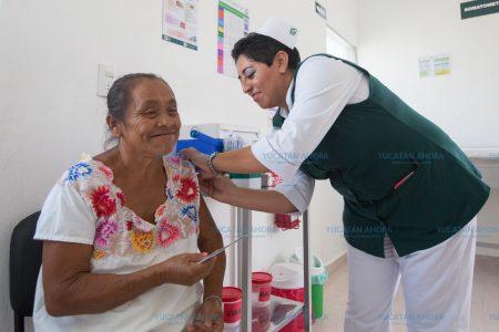 Ante el aumento de la influenza, el IMSS aplicará 217 mil vacunas