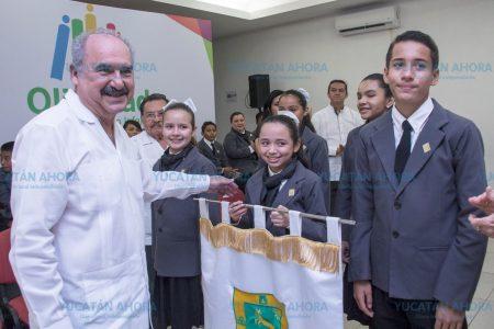 Premian el esfuerzo de niños y niñas que llegaron a la Olimpiada del Conocimiento Infantil