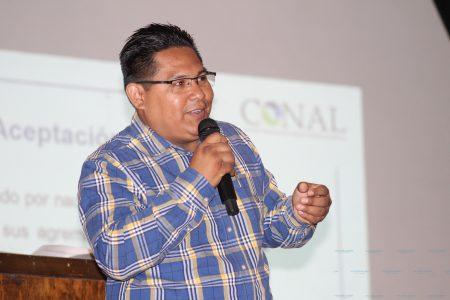 Un yucateco dirigirá a los líderes sociales de México