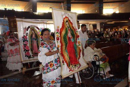 Unas 5 mil personas acudirán al tradicional Día del Yucateco en la Basílica de Guadalupe