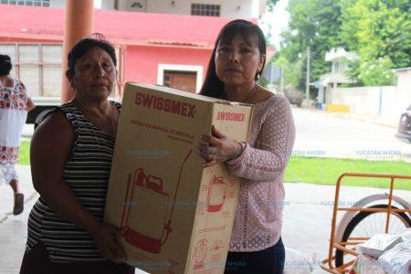 Más de 2 mil familIas beneficiadas con entrega de productos 'Peso a Peso'