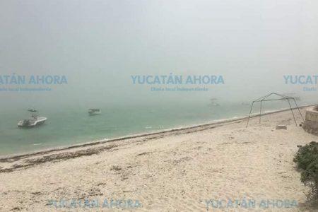 """La """"neblina por advección"""" que se vivió en la costa podría volver"""