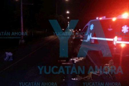 Trágico accidente en Periférico deja una joven viuda, de apenas 16 años