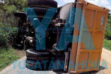 Otro accidente en carretera por una falla en los neumáticos