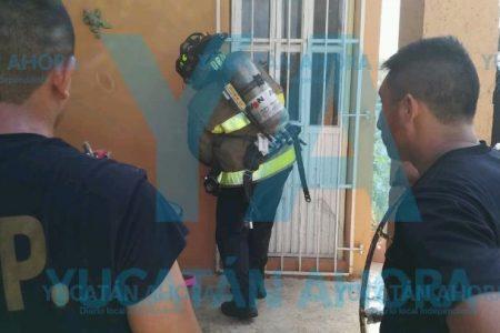 Despechada inquilina quema el predio de su casera tras una pelea marital