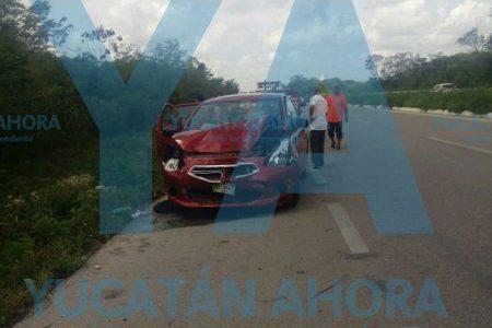 Tragedia en la carretera Mérida-Peto: arrollan a un motociclista