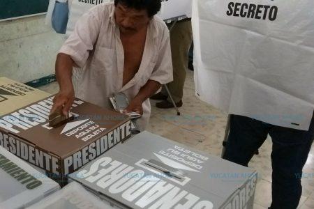 Partidos denuncian anomalías electorales en 18 municipios