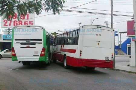 Desactivan amenaza de semiparalizar el transporte, pero exigen aumento de tarifas