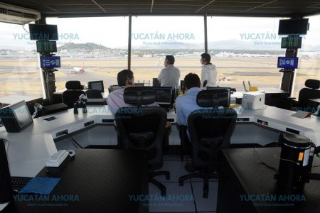 Abren convocatoria para estudiar la carrera de controlador aéreo