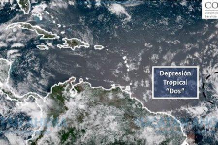 Se forma en el Atlántico la depresión tropical 2 de la temporada 2018