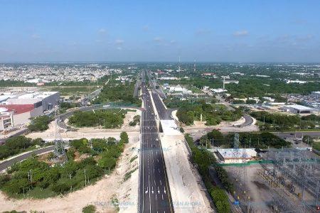 Nuevo cierre en el puente del Periférico con la salida a Progreso