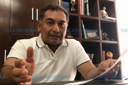 Víctor Caballero, tras los despojos del PRI en Yucatán