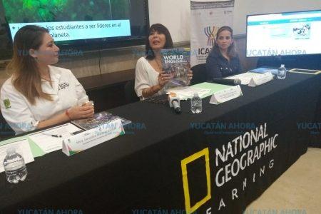 National Geographic ofrece innovador curso de inglés
