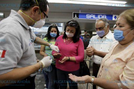 Comienza a replegarse la influenza en Yucatán