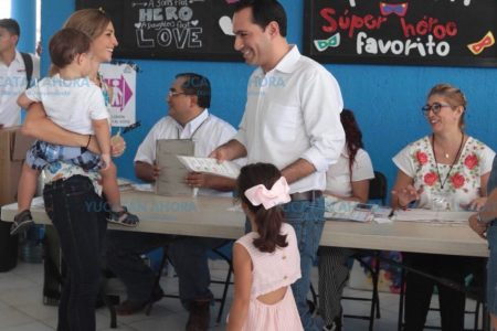 Va a ganar el Yucatán que no se conforma: Mauricio Vila