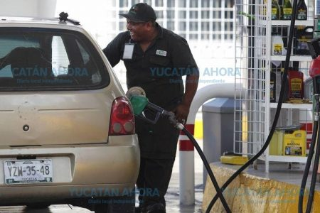 Combustibles se encarecen cada tres días en gasolineras de Yucatán