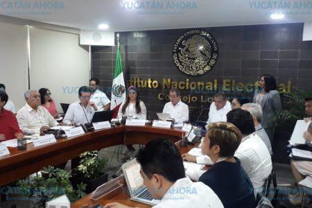 Arranca la jornada electoral en Yucatán