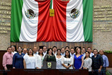 Sesión dominical con sabor a despedida en el Congreso de Yucatán