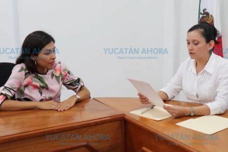 En Yucatán asesora fallida campaña de Sahuí, pero en Q. Roo la hacen hasta Senadora