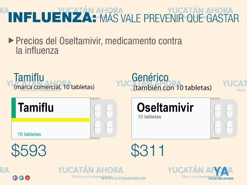 Empresarios farmacéuticos aseguran disponibilidad de medicamentos para influenza