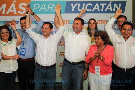 El PAN pide al Gobernador y a su partido que reconozcan el triunfo de Vila