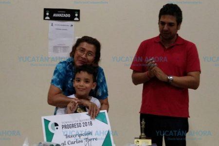 Tony Navedo se agencia la Copa Progreso de Ajedrez