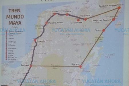 Rinden frutos gestiones de Vila: incluyen a Yucatán en el proyecto del Tren Maya