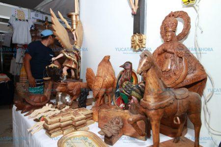 Concurrido primer fin de semana de la Feria Tunich en Dzityá