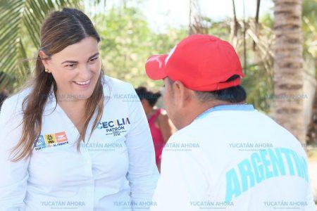 Confía Cecilia Patrón que el Tribunal Electoral falle a su favor