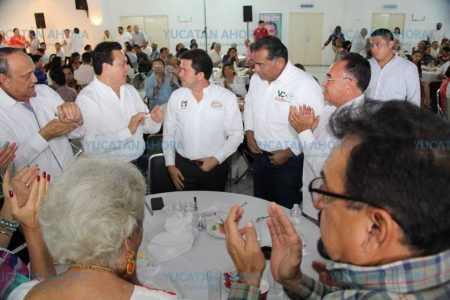 Liborio Vidal cambió la gloria por dos secretarías en un 'gabinete quimera'