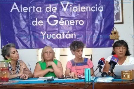 Piden que no desechen avances en la Alerta contra la Violencia de Género