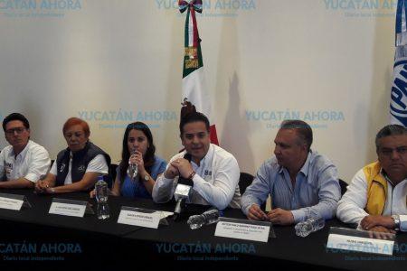Anuncia la Coalición Por México al Frente triunfos en las gubernaturas