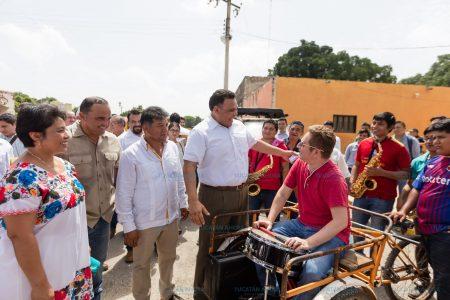 Seguiremos cumpliendo hasta el última día de gobierno: Rolando Zapata