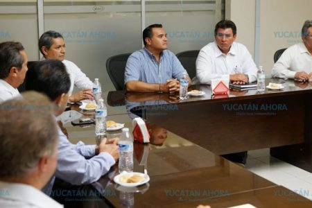 Renán Barrera quiere la Japay para Mérida: planea transferencia gradual