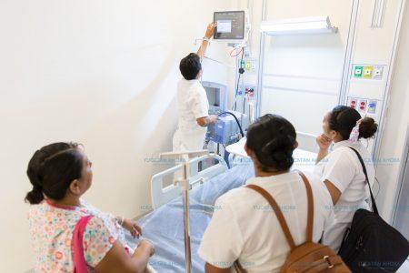 Este lunes arranca labores el nuevo Hospital Materno Infantil