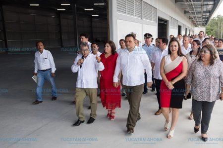 Reactivan el manejo de carga en el aeropuerto de Chichén Itzá