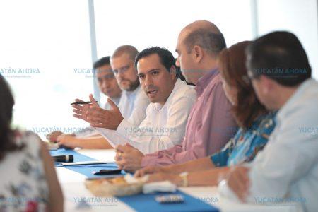 Propone Mauricio Vila dialogo y agenda común a diputados electos