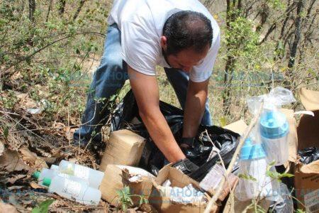 Yucatecos tiran 2 toneladas mensuales de fármacos vencidos que contaminan el ambiente