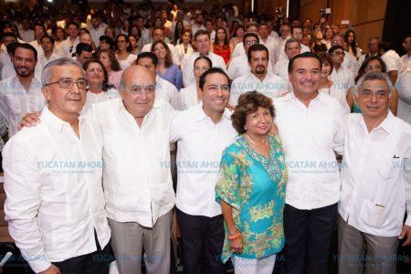 Partiremos de un 'piso muy sólido' nuestra administración municipal: Renán Barrera