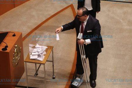 Jorge Carlos Ramírez será el Vicepresidente de la Cámara de Senadores