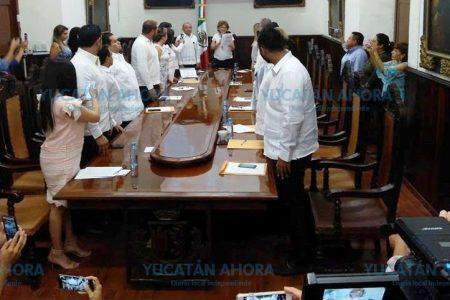 Concluye oficialmente la administración municipal de Mérida 2015-2018