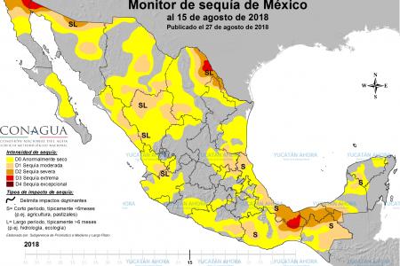La bendición no llega a 11 municipios de Yucatán que ya registran sequía