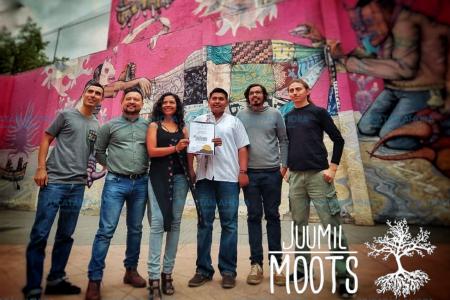 No se rindieron, y en lengua maya ganaron concurso federal de bandas musicales