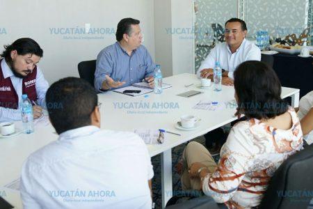 Intercambio de ideas y opiniones entre próximos regidores