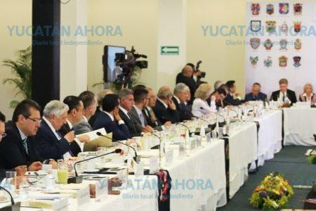 Temas de interés nacional reúne a la Conago con AMLO