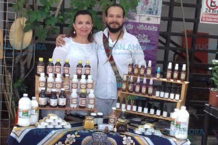El Huotoch de Dzoyilá, productos orgánicos para una vida alternativa