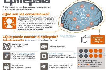 Los yucatecos discriminan a personas con epilepsia por mitos y tabúes