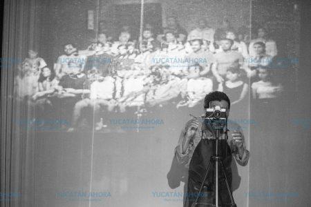 Con obras del primer fotógrafo yucateco montarán una función teatral