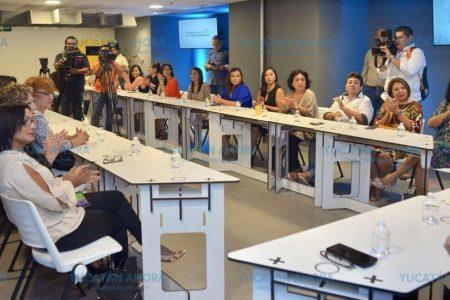Poderosas mujeres de México eligen Mérida para reunirse