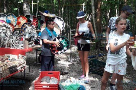 No quieren artesanías chinas ni foráneas en Chichen Itzá